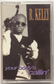 R. Kelly -  Your body's callin' - Cassette single