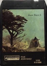 Joan Baez - Five - VAN M81696