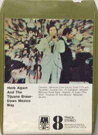 Herb Alpert & Tijuana Brass - Down Mexico way - A&M Y8AM 974