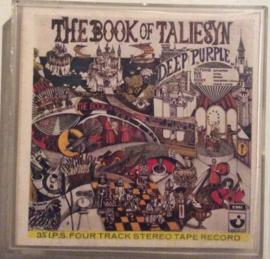 Deep Purple - The Book Of Taliesyn  - Harvest EMI  TD-SHVL 751