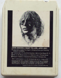 John Denver - I Want To Live  - AFS1-2521