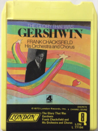 Frank Chacksfield & Orchestra - The glory that was Gershwin - LON L 77194