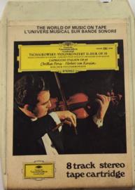 Berliner Philharmoniker / Ferras / Karajan - Tschaikowsky Violinconzert D-DUR Op.35 - DGG-139-028