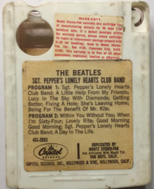 Beatles, the - Sgt Peppers Lonely Hearts Club band Capitol 4CL-2653 Muntz