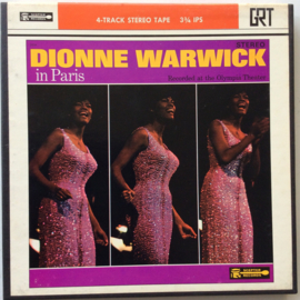Dionne Warwick  - In Paris Recorded at the Olympia theater - Scepter / GRT 534