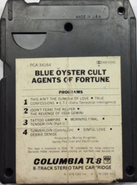 Blue Öyster Cult - Agents of fortune - Columbia PCA 34164