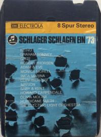 Various Artists - Schlager Schlagen Ein '73 - EMI 1C346-29 722