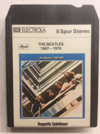 Beatles - 1967 - 1970  - 8X2-PCSP 718  - Double Play tape!