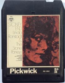 Linda Ronstadt & Thew Stone Poneys- Stoney End -  Pcikwick P8-1292
