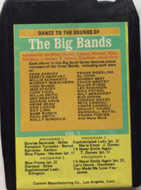 Various Artists - Dance to the sounds of the big bands VOL 1 - BO 8722