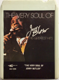 The very soul of Jerry Butler  - Vee Jay  DD 1005