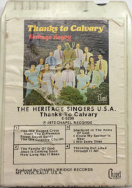 The Heritage Singers U.S.A - Thanks to Calvary - Chapel E-5209