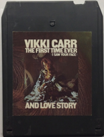 Vikki Carr = Love Story / The first Time Ever I Saw Your Face - Columbia CGA 33609
