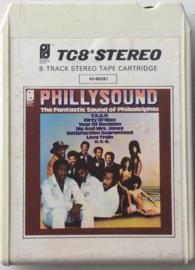 Various Artists - Phillysound  The fantastic Sound of Philadelphia - CBS 42-80281