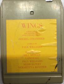 Michel Colombier - Wings - A&M 8T-4281