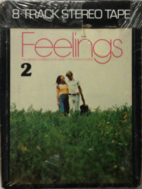 Midnight String Quartet - Feelings  2 - 8T-TVP-1004 SEALED