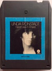 Linda Ronstadt - Heart like a wheel - 8XT 11358