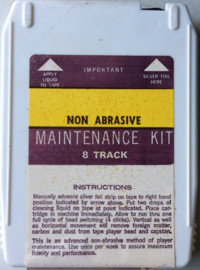 8-track Cleaning Tape