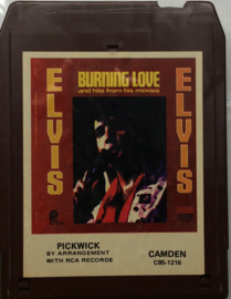 Elvis Presley - Burning Love And Hits from His Movies - Camden C8S-1216