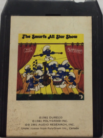 The Smurfs - All Star Show - Sessions - ARI-1022-T