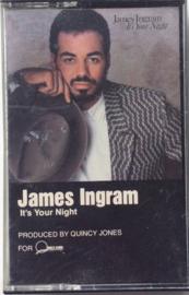 James Ingram / It´s Your Night / QWEST QWE 23970-4
