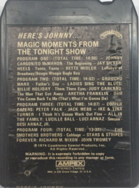 Various Artists - Here's Johnny..Magic moments from the tonight show PT 1 - Casablanca CAB I 1296-1i