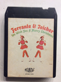Ferrante & Teicher - We Wish You a Merry Christmas - 8T-MLP- 1218