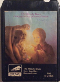The Moody Blues - Every Good Boy Deserves Favour -  Ampex M24805