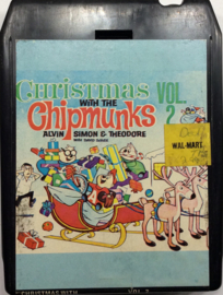 The Chipmunks - Christmas with the Chipmunks VOL 2 - 8T-MLP-1217
