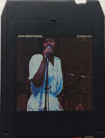 Joan Armatrading - Steppin'Out - A&M 8T-4789