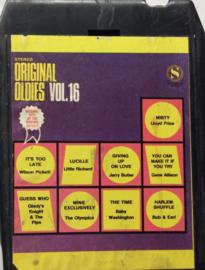 Original Oldies - Vol 16 - 8T-SPB-2016
