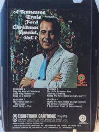 Tennessee Ernie Ford - A Tennessee Ernie ford Christmas  Vol 1 - Capitol 8XC-604