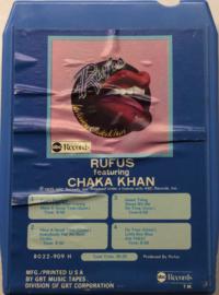 Rufus Featuring Chaka Khan – Rufus Featuring Chaka Khan - ABC Records  / GRT – 8022-909 H