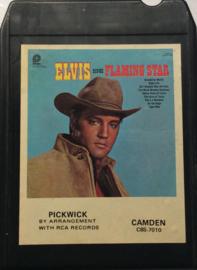 "Elvis Presley ‎– Elvis Sings ""Flaming Star"" - RCA Camden ‎ C8S-7010"