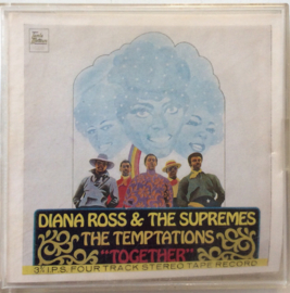 Diana Ross  & The Supremes & The Temptations - Toghether TD-STML  11122