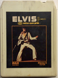 Elvis Presley - As Recorded Live at Madison Square Garden - RCA P8S-2054
