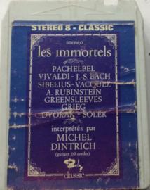Michel Dintrich ( Guitar ) - Les Immortels - Vivaldi, Bach, Rubinstein, Grieg etc