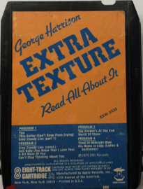 George Harrison - Extra Texture Read all About It- Apple Records 8XW-3420