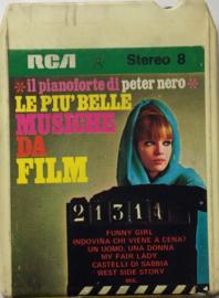 Peter Nero - Il Piano forte di Peter Nero - Le Piu'Belle Musiche Da Film - RCA P8S-11007
