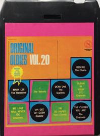 Original Oldies - Vol 20 -  8T-SPB-2020