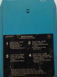 Mantovani - Strauss Waltzes - PS8-118
