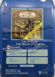 Mills Brothers - The Best of the Mills Brothers - GRT/ABC 8022-1010 H