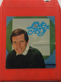 Andy Williams -Love, Andy - Columbia 18K00334