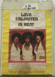 Love Unlimited - In Heat - Philips 7736 309