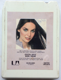 Crystal Gayle - When I Dream - UA-EA 858H