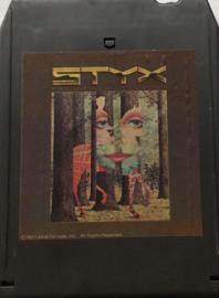 Styx - The Grand Illusion -  CRC 8T-4637
