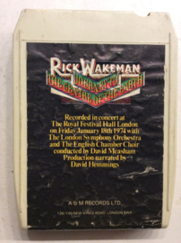 Rick Wakeman - Journey to the Centra of the Earth - A&M Records  YAM 63621