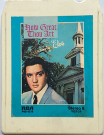 Elvis Presley - How Great Thou Art - RCA P8S-1218