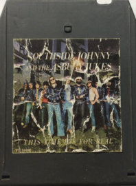 Southside Johnny & The Asbury Jukes - This Time It's for Real - Epic PEA 34668