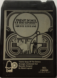 Michel LeGrand - Twenty Songs of The Century - Bell J 84200